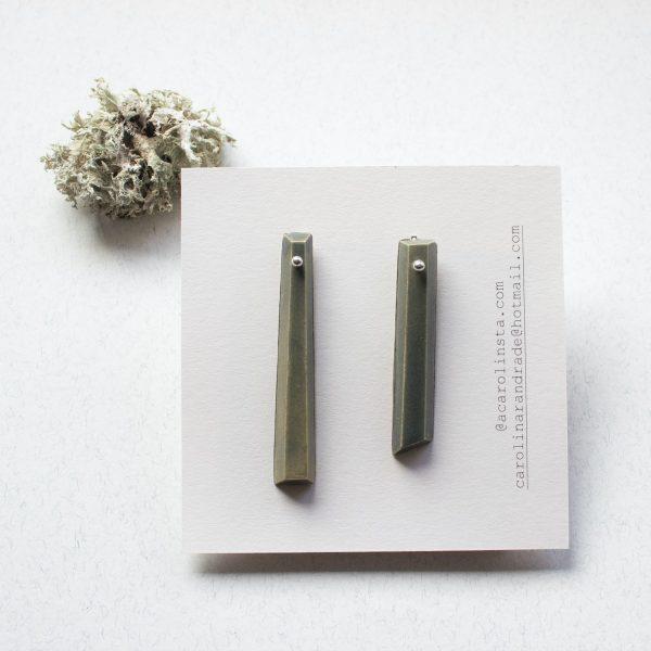 Erosion V Earrings