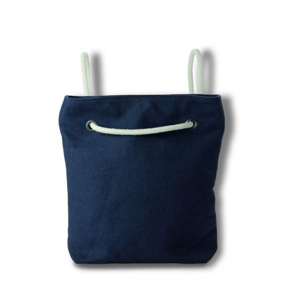 Hemp square bag