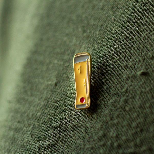 Beer Enamel Pin
